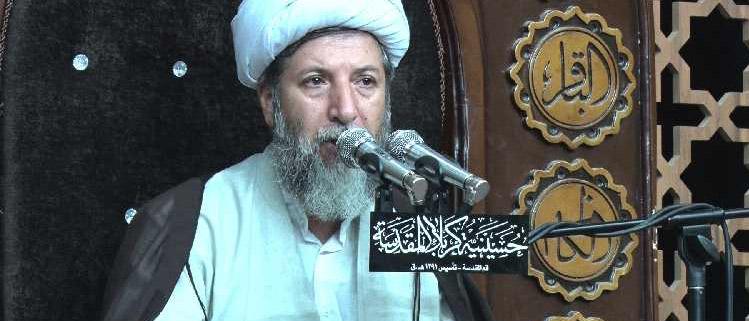 حجت الاسلام و المسلمین جمشیدی
