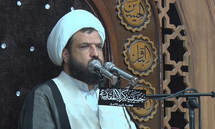 حجت الاسلام و المسلمین رضایی قمی